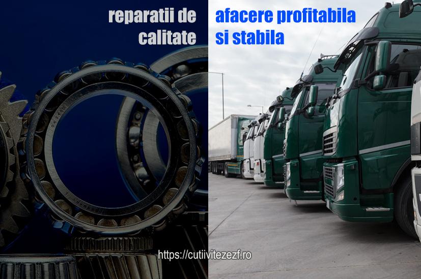 reparatii de calitate in transporturi ajuta la stabilitatea afacerii